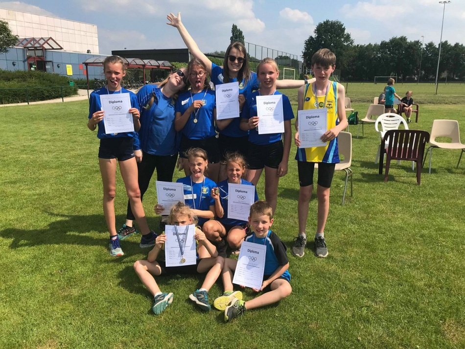Verslag Vosselaar Kids' Athletics